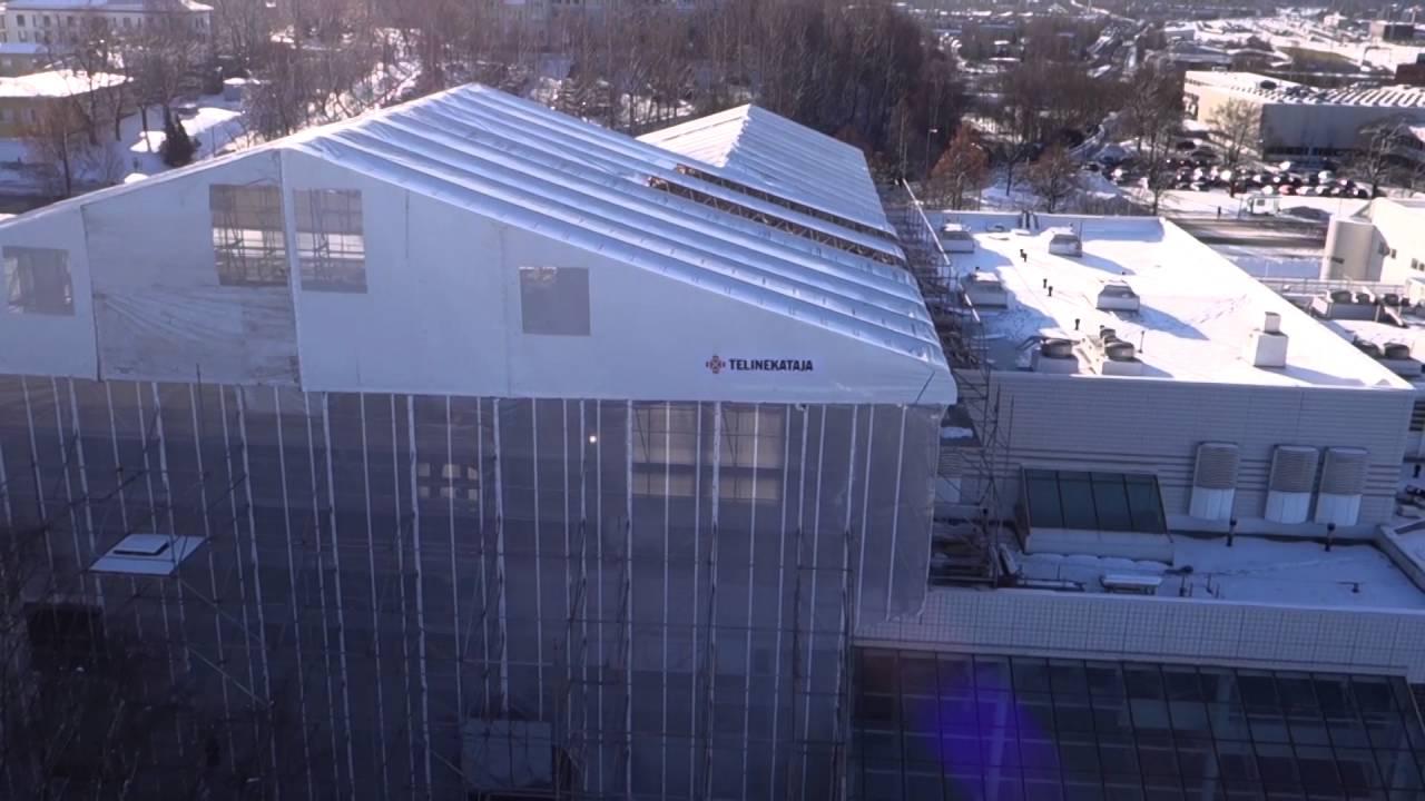 Tampere Talon Pysäköinti