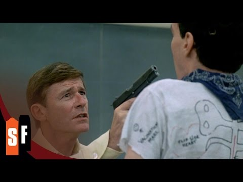 Class of 1984 22 Roddy McDowall's New Teaching Style 1982 HD