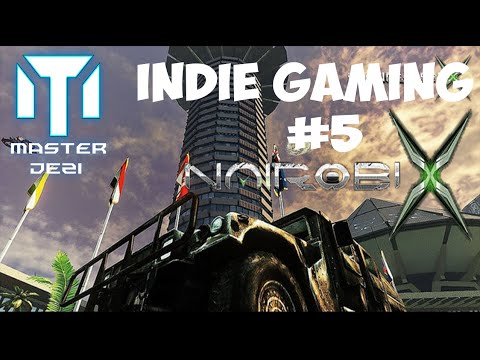 Indie Gaming #5 | Nairobi X on PC (Kenya)