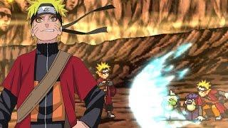 Naruto Sennin o Modo Sabio - Mi Char Mugen