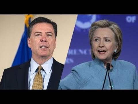 James Comey Just  Caught Red Handed  Covering Up Hillary  Clinton's Crimes