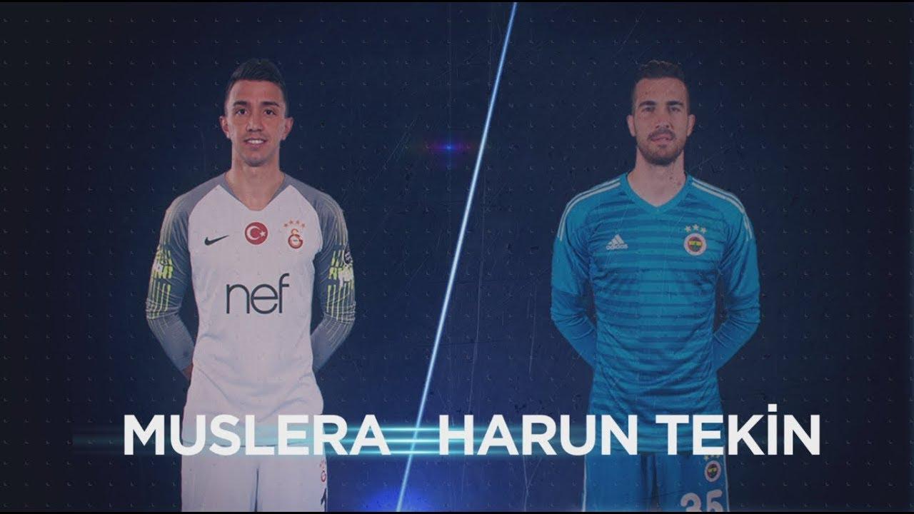 Galatasaray - Fenerbahçe | 2 Kasım 2018 | Muslera & Harun