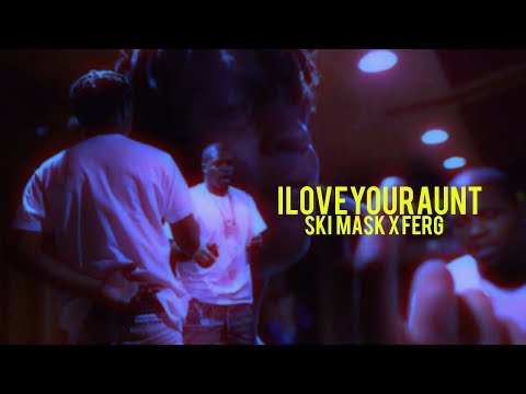 ASAP Ferg - ILoveYourAunt ft. Ski Mask The Slump God (Music Video)