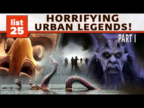 25 Urban Legends in Every US State Part 1 Mp3