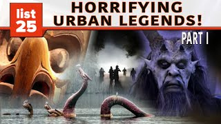25 Urban Legends in Every US State Part 1