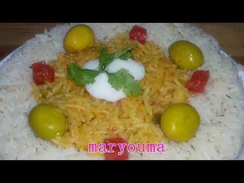 طهي الأرز الأبيض مثل المطاعم وسر الذوق