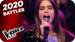 The Never Ending Story - Never Ending Story (Brianna/Leroy/Brinn) | The Voice Kids 2020 | Battles