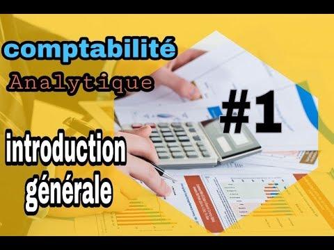 #1 Comptabilité Analytique: introduction générale