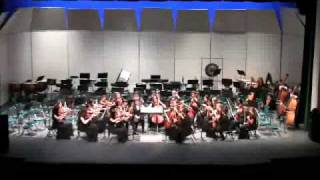 Fugue in G Minor - Bach - Chamber Strings.mov