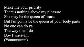 Cockiness [RIHANNA] Lyrics