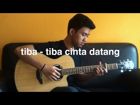 Tiba Tiba Cinta Datang - Maudy Ayunda (cover)