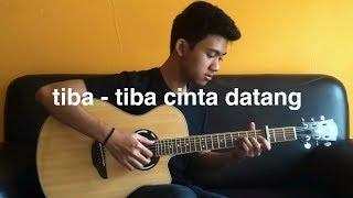 Maudy Ayunda - Tiba Tiba Cinta Datang (Fingerstyle Cover)