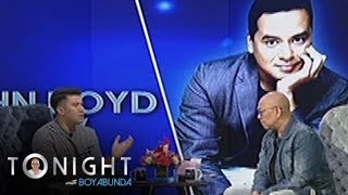 TWBA: Luis gives his comment about John Lloyd's viral video
