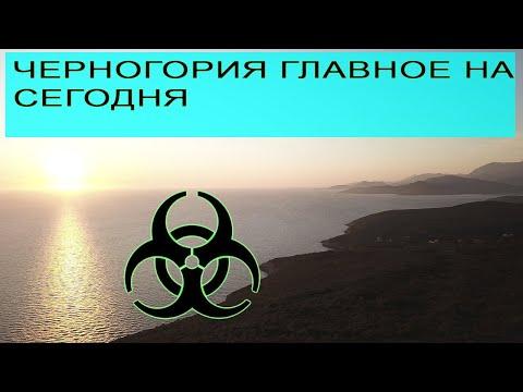Коронавирус последние новости    Черногория