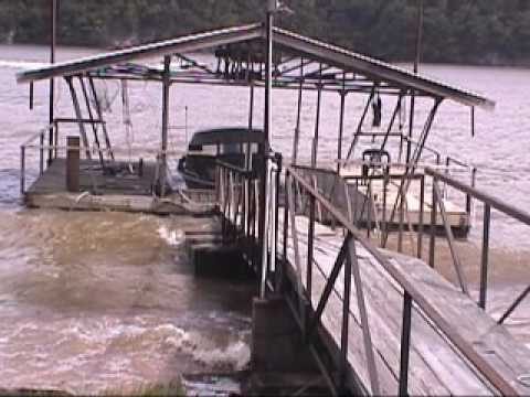 Lake of the Ozarks wakes out of control  YouTube