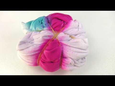 DIY Batik Shirt | Wie funktioniert die Batik Technik? Neues Shirt für den Sommer färben | Trend Idee
