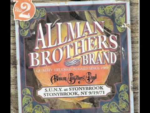 One Way Out - The Allman Brothers Band (SUNY-Stonybrook, 1971)