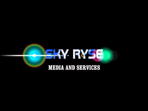SKY RYSE, LLC  Media & Services (logo intro 2012)