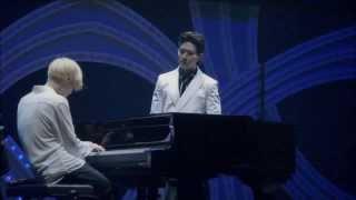 【繁體中字】150315 溫流(Feat.泰民 Piano)-Rainy Blue @SHINee WORLD Concert in Tokyo Dome
