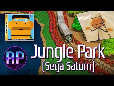 Jungle Park: Saturn Island - Cubivore Origins