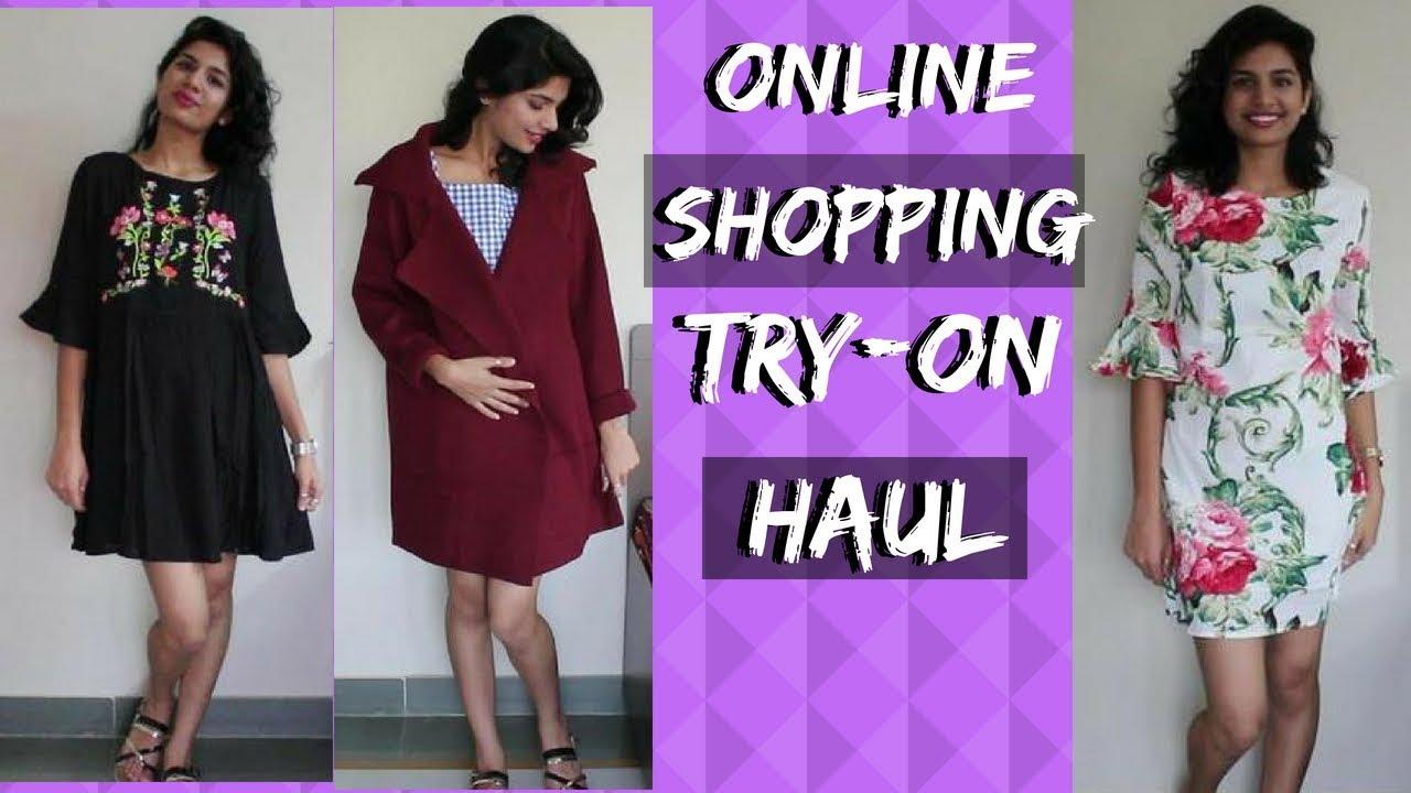 191d42aa370fd9 Huge Online Shopping Try on Haul
