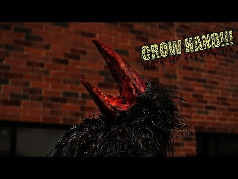 """""""CROW HAND!!!"""" - Outtakes of Crow"""