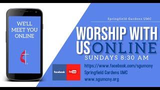 Online Worship 10--11-20