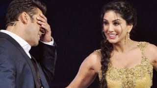 When Salman Khan Made Sunny Leone Wear Saree: Don't Miss