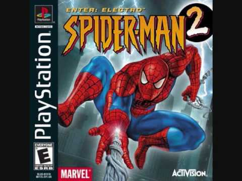 spiderman 2 enter electro ps1 music spidey vs shocker