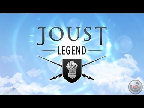 Joust Legend - iPhone/iPad Gameplay