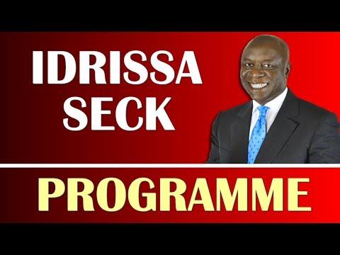Lééral ci Programme Idrissa Seck
