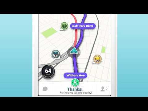 Get to know Waze