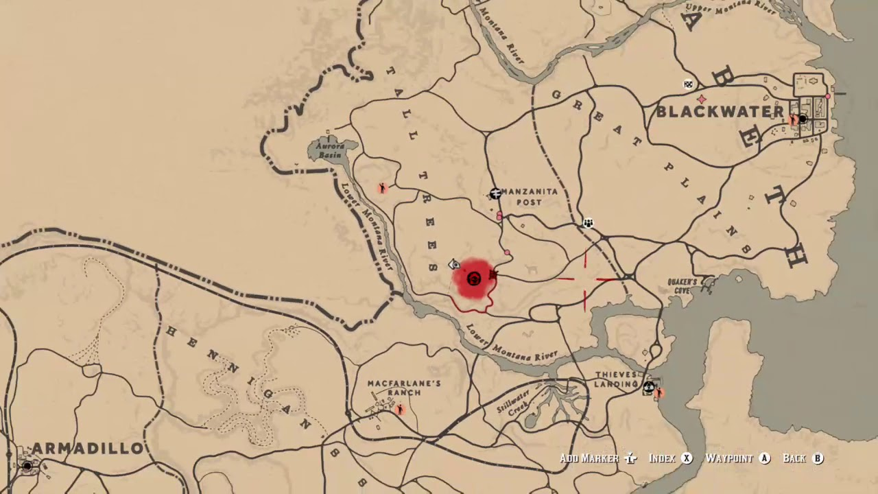 Guide Red Dead Redemption 2 Vampire énigme Secret