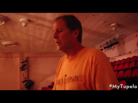 Ghost Hunting in the Haunted Lyric Theatre, Tupelo, Mississippi