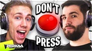 DO NOT PRESS THE RED BUTTON! (Escape First with Simon)