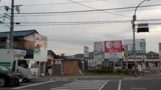 岡山県道224号・瀬西大寺線【邑久駅南交差点】