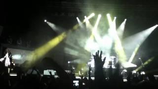 Life Burns!- Apocalyptica @Auditorio Banamex, Monterrey, México 28/01/12