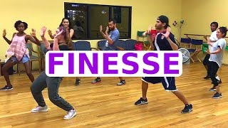 Bruno Mars ft. Cardi B – Finesse (Remix) | Jared Hale Choreography