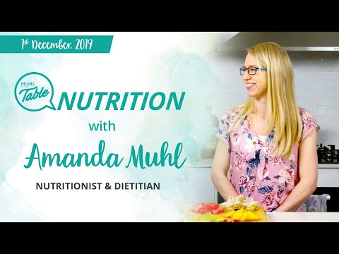 Making Food Fun For Kids | Nutrition