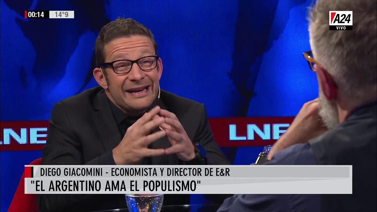 """Diego Giacomini: """"Estamos en un default selectivo"""""""