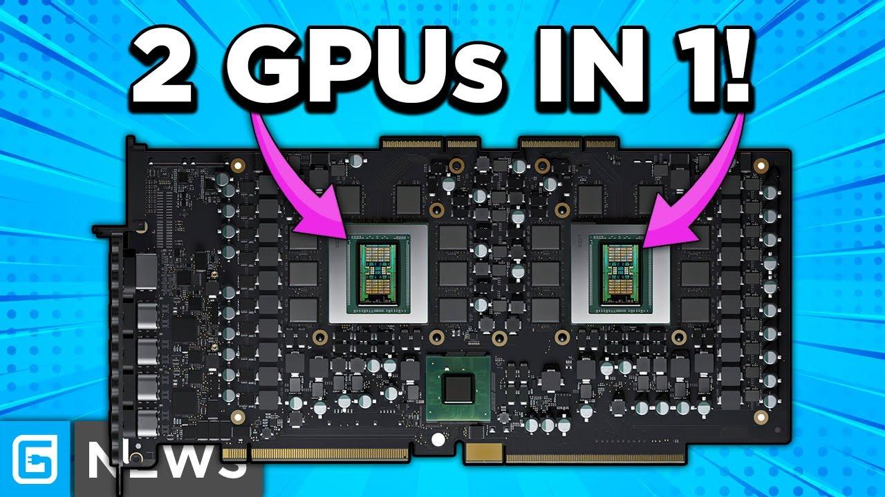 AMD Just ANNOUNCED A Dual GPU!