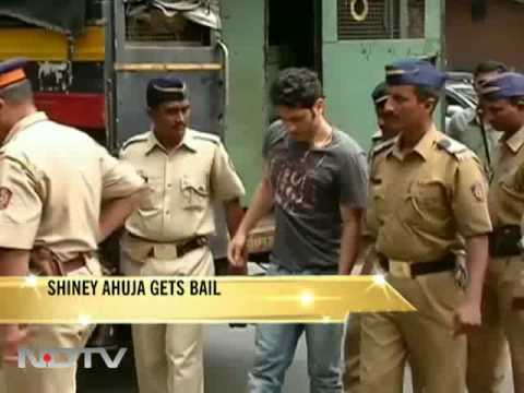 Bollywood actor Shiney Ahuja gets bail in rape case