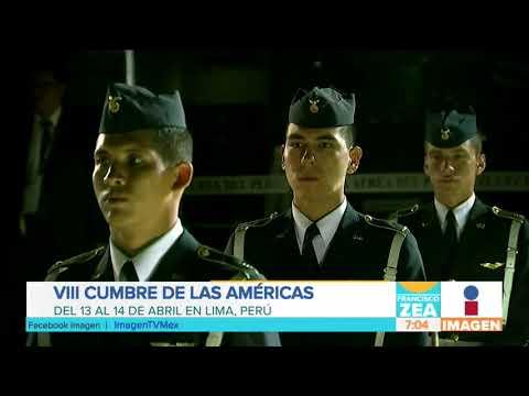 Inicia la VIII Cumbre de las Américas en Lima, Perú | Noticias con Francisco Zea
