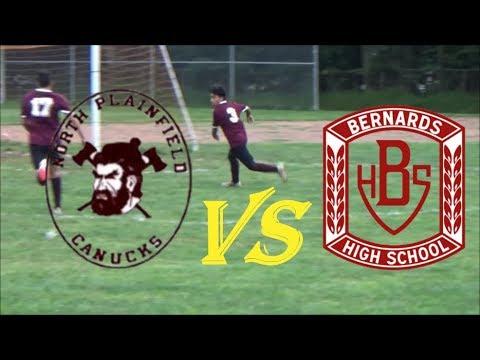 JV North Plainfield Canucks vs Bernards High School September 12, 2019