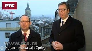 Vučić: Borili smo se za to da