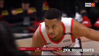 CJ McCollum Isolation Highlights (1 on 1) 2018-2019 HD