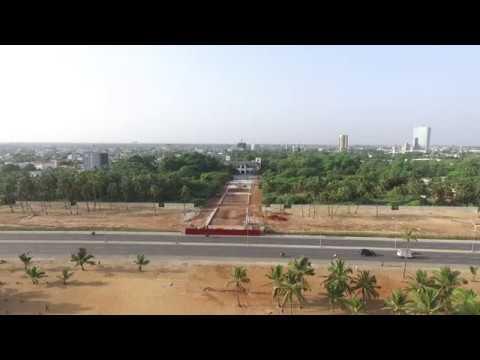Vidéo Lomé drone