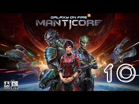 Galaxy on Fire 3 - Manticore (by FISHLABS) - iOS/Android - HD Walkthrough Gameplay Trailer (Part 10)