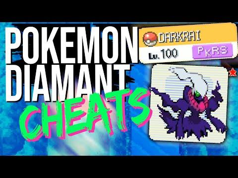 Pokémon Diamant, Nur Ruinieren Cheats Das Gesamte Spiel