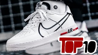 Top 10 Nike Air Force 1 Of 2020
